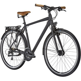 Ortler Meran Bicicletta da trekking nero